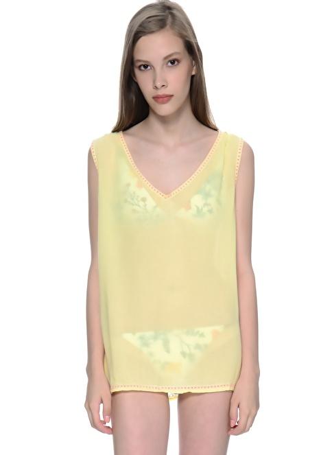 FREEMINDS Bluz Sarı
